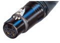 10 pole XLR cable connectors