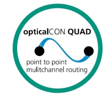 opticalCON QUAD logo