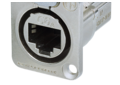 CAT6A Chassis Connector